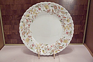 International China Sonnet Rosa China Chop Plate