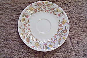International China Sonnet Rosa Pattern Saucer