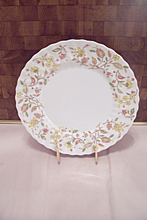 International China Sonnet Rosa Pattern Salad Plate