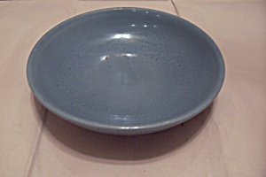 Turquoise Pottery Bowl