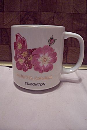 Edmonton, Alberta, Canada Porcelain Souvenir Mug (Image1)