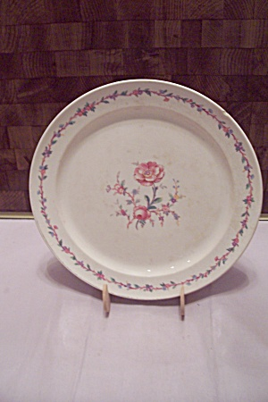 Taylor, Smith & Taylor China Dinner Plate #10 42-1