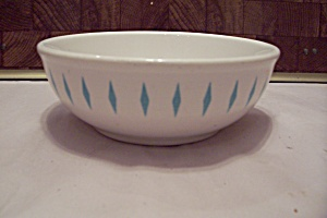 Homer Laughlin Best China DH Pattern Soup Bowl (Image1)