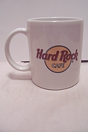 Hard Rock Cafe Porcelain Mug