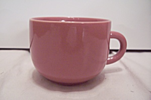Pink China Cup