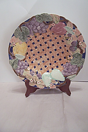 Ceramic Art Fruit Bowl