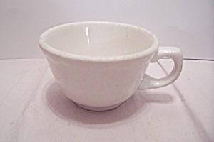 White Buffalo China Cup