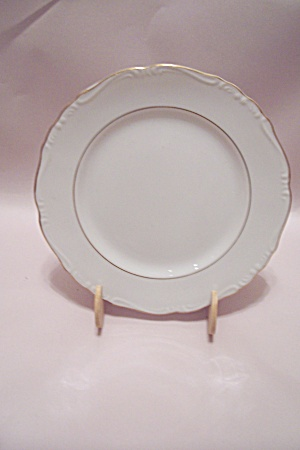 Harmony House Inola #3843 Pattern China Salad Plate