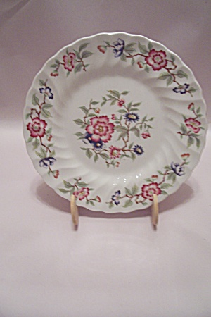 Franciscan Mandarin Pattern Fine China Salad Plate