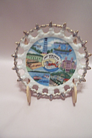 Hot Springs, Arkansas Souvenir Collector Plate