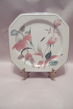 Mikasa Continental Silk Flowers Pattern Dinner Plate