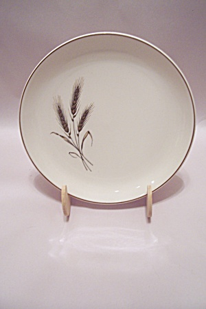 Royal Yogi Wheat Pattern China Salad Plate