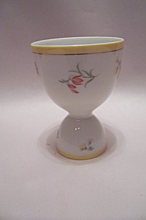 Japan Fine China Double Egg Cup