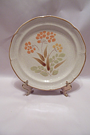 Hearthside Somerset Pattern Stoneware Dinner Plate