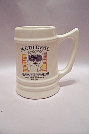 Medieval Masquerade, Waco, TX Souvenir Beer Mug (Image1)