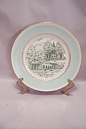 Magnolia Methodist Church, Ms Collector Plate