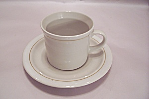 Jepcor Casual Classic China Cup & Saucer Set