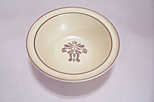 Pfaltzgraff Village Pattern Soup Bowl