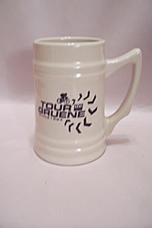 Bicycle Tour Gruene Porcelain Beer Mug (Image1)