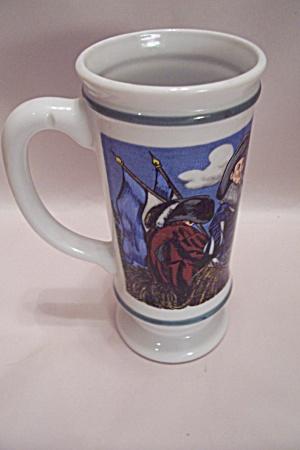 WF Alte Veste Zirndorf 1991 Souvenir Beer Mug (Image1)