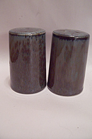 Mikasa Potter's Craft Firesong Salt & Pepper Shakers