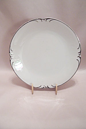 Style House Embassy Pattern China Dinner Plate
