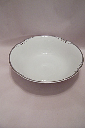 Style House Embassy Pattern China Serving Bowl