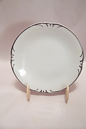 Style House Embassy Pattern China Bread & Butter Plate