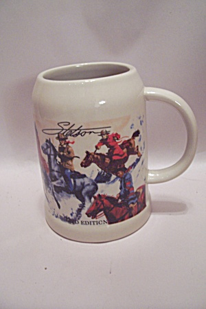 Stetson Limited Edition Collector Porcelain Beer Mug (Image1)