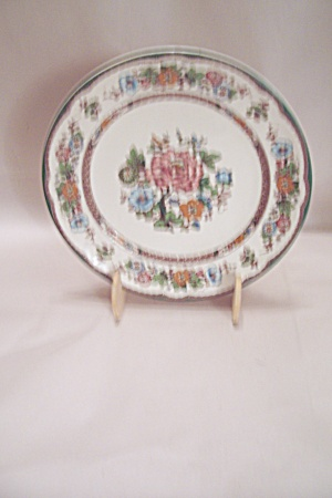 Hand Decorated Eshenbach Hardware Collector Plate