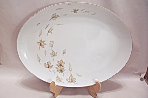 Sone Fine China Pattern 1727 Oval Serving Platter