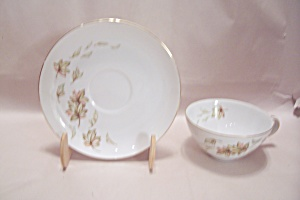 Sone Pattern 1727 Fine China Cup & Saucer Set