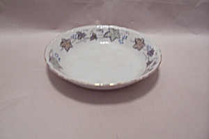 Style House Bordeaux Pattern Fine China Dessert Bowl