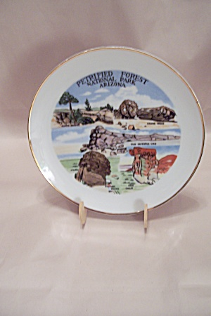 Petrified Forest National Park, Arizona Collector Plate