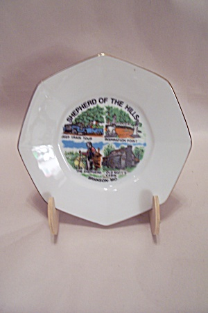 Shepherd Of The Hills, Branson, Mo Collector Plate