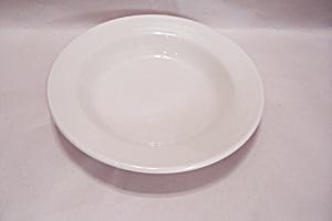 Homer Laughlin White China Coupe Soup Bowl (Image1)