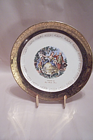 Ft. Worth Souvenir Collector Plate