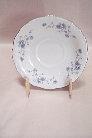 Johann Haviland Blue Garland Pattern China Saucer