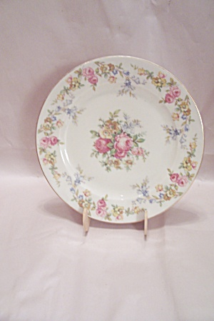 Kpm Royal Ivory The Symphony Pattern China Dinner Plate