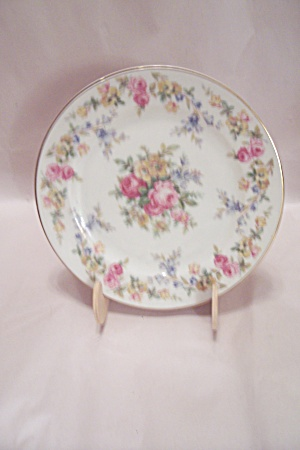 Kpm Royal Ivory The Symphony Pattern China Salad Plate