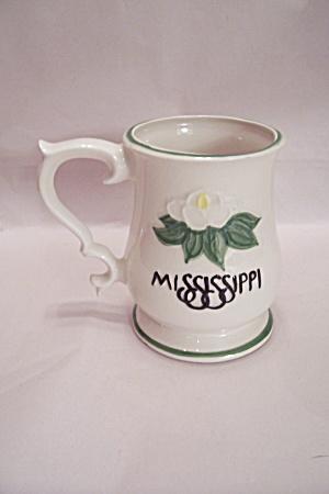 Porcelain Mississippi Souvenir Mug (Image1)