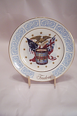 Avon Freedom Collector Plate