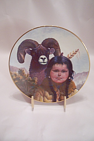 Noble Companions Collector Plate By Perillo