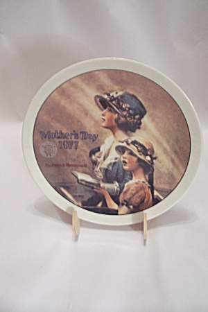 Mother's Day 1977 Collector Plate (Image1)