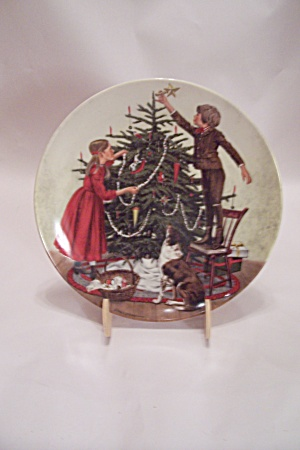 Christmas By Don Spaulding Collector Plate