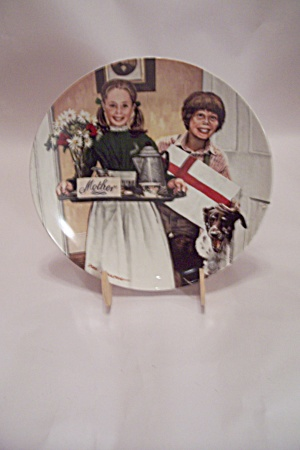 Mother's Day By Don Spaulding Collector Plate