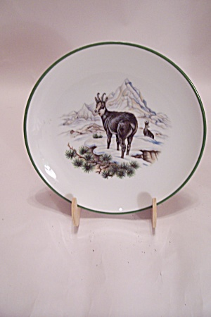 Western Germany Jkw Goat Collector Plate