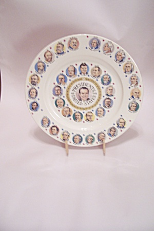 United States Presidential Collector Plate