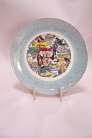 Tennessee Collector Plate