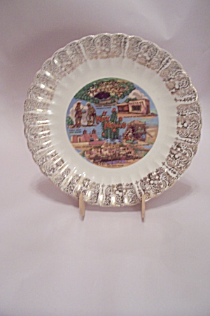 New Mexico Collector Plate